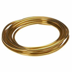 Gold 6 Gauge X 9 1/2'L Mega Wire