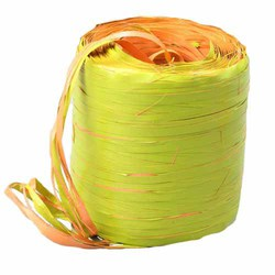Orange/Citrus Sunny Bicolour Raphia X 216 Yds