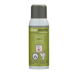 Sprout Uber Matte Ultra Colour Finish Spray-10 Oz